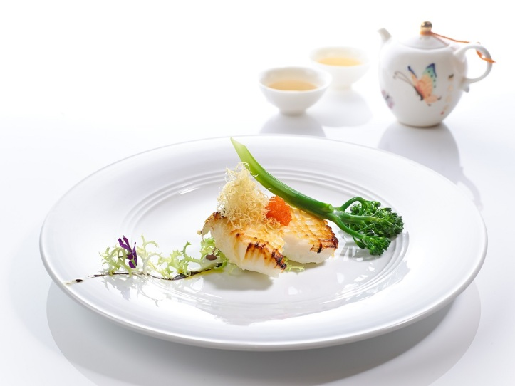 Holiday Inn Singapore Atrium_Baked Sea Pearch with Miso Sauce_Xin Cuisine