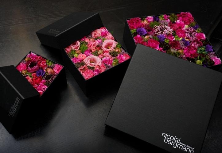 Nicolai Bergmann Preserved Flower Box