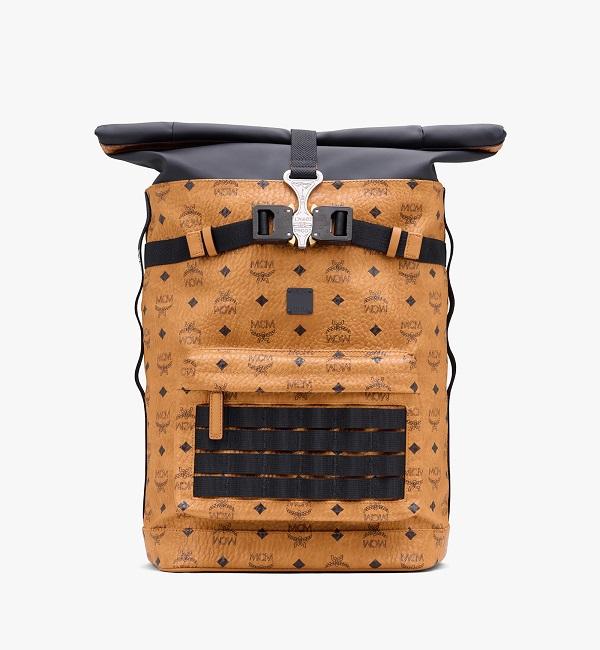 MMKASMV02CO001_Roll-Top Backpack in Visetos_01