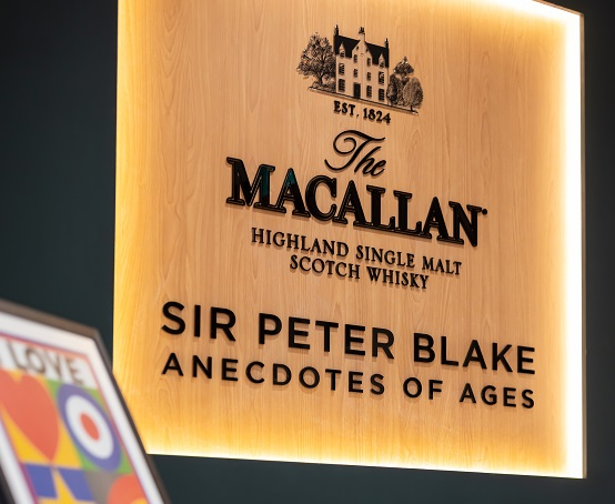Sir Peter Blake x The Macallan Anecdotes of Ages Collection Gallery - 10