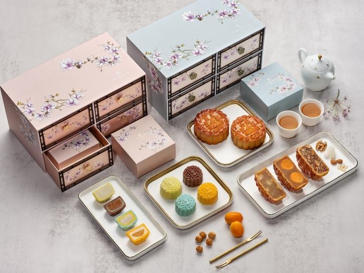 Four Seasons Hotel Singapore - Mooncake Collection