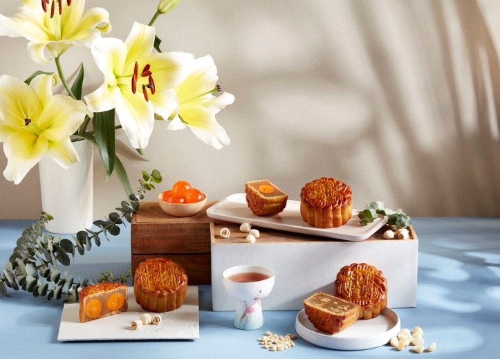Group Baked Mooncake