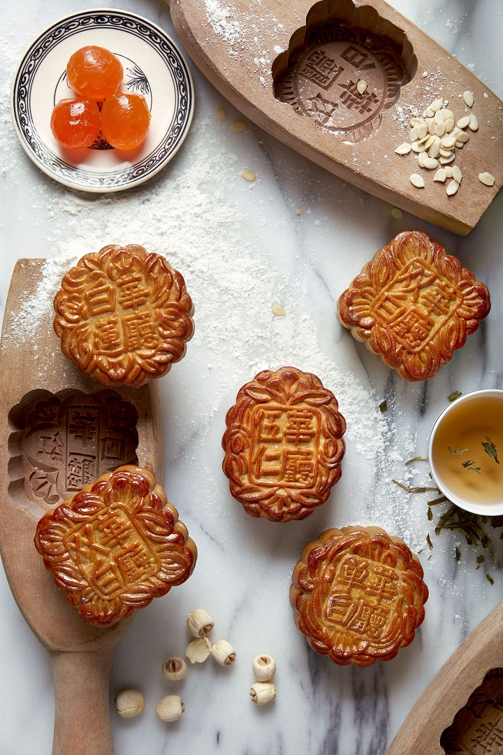 Assorted Traditional Baked Mooncakes
