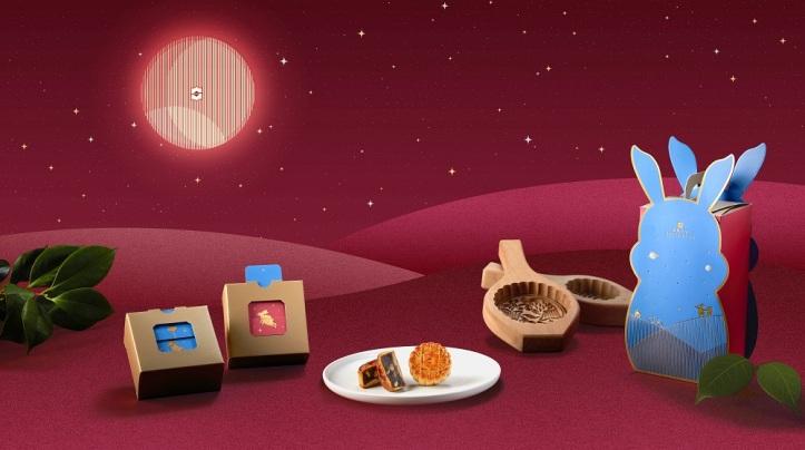 Moon Rabbit Kid's Mooncake Gift Box