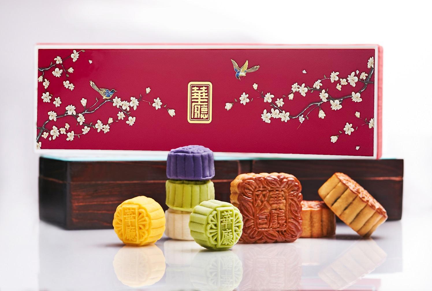 Orchard Hotel Singapore Mooncake box